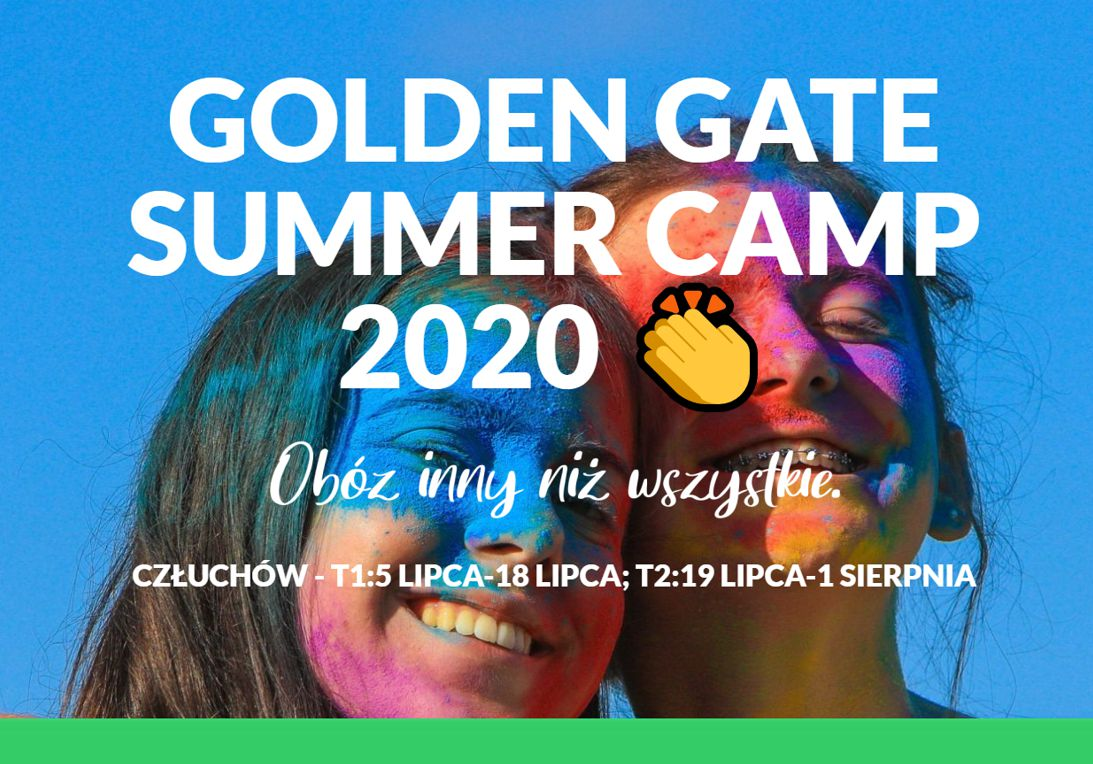 Golden Gate Summer Camp 2020