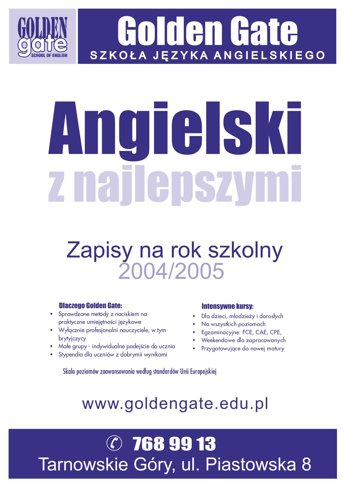 Poster 2004 2005